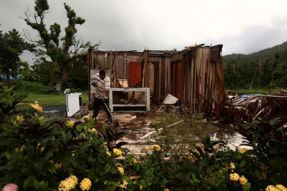 Puerto Rico a cuatro meses de María