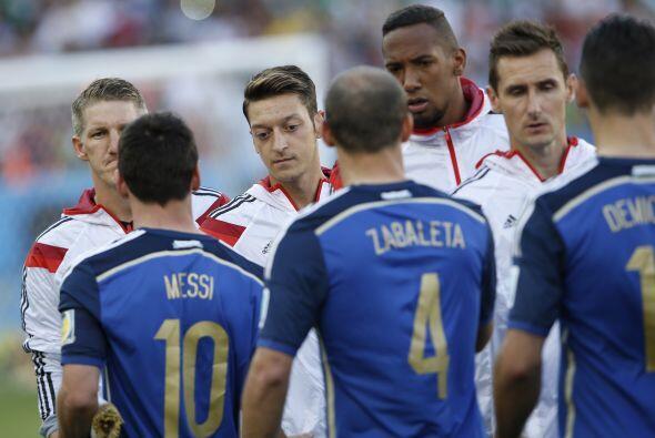 El torneo que cada cuatro años atrapa las miradas del mundo es la Copa M...