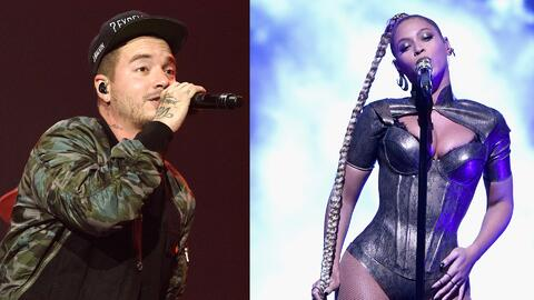 J Balvin and Beyoncéhave just announced that they will release a...