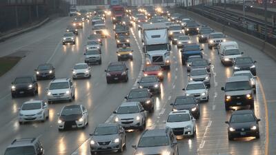 Las 25 ciudades de EEUU con peor tráfico vehicular