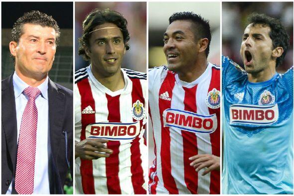 El Guadalajara tiene motivos para estar felices y tranquilos, pues los r...