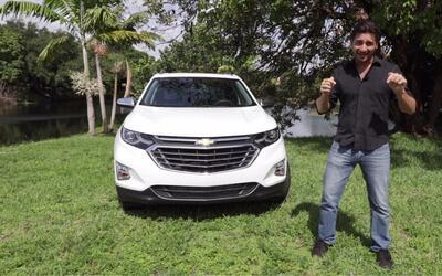 Chevrolet Equinox 2018 - Prueba A Bordo Completa