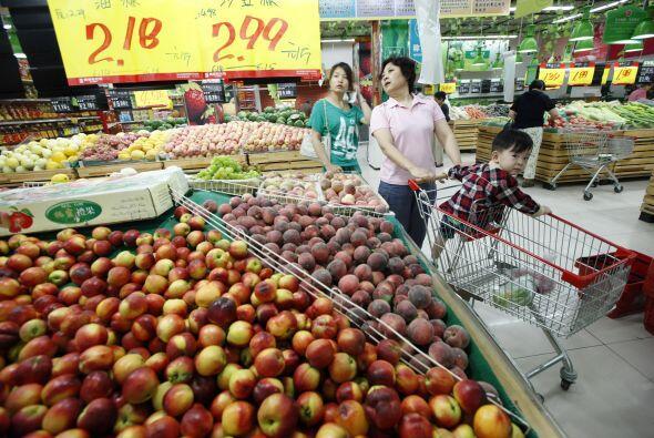 El alza en la inflación ha sido una de los mayores problemas en e...