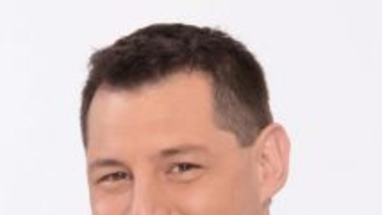 El presentador de deportes José Luis Nápoles