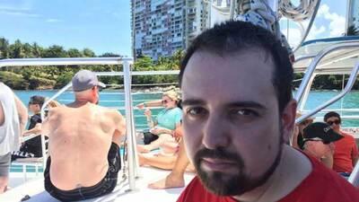 Viajó a Puerto Rico y la pasó mal