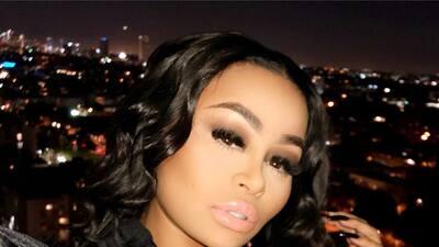 Blac Chyna denuncia la publicación ilegal de un nuevo video íntimo (y esta vez no culpa a Rob Kardashian)