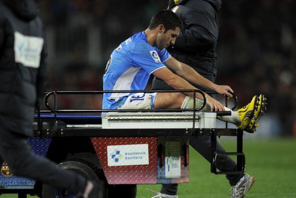 Quien sí sufrió algunos problemas por lesiones fue el Osasuna.