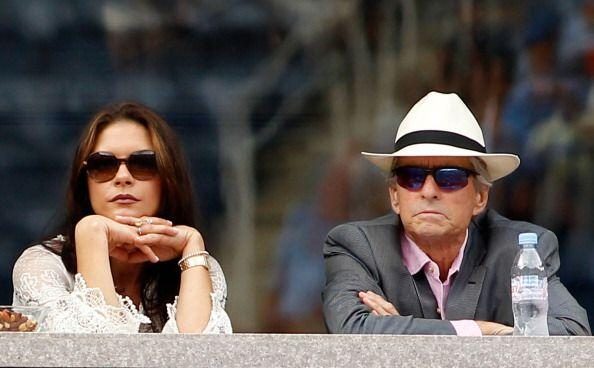 Muchas celebridades acudieron a las semifinales del US Open y se divirti...