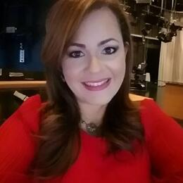 Suheily J. López Belén, meteórologa de Univision Weather Center