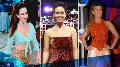 El paso de Myrka Dellanos por la alfombra de Premio Lo Nuestro