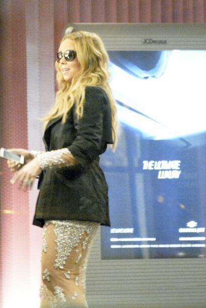 La cantante participó en los World Music Awards. Aquí los...