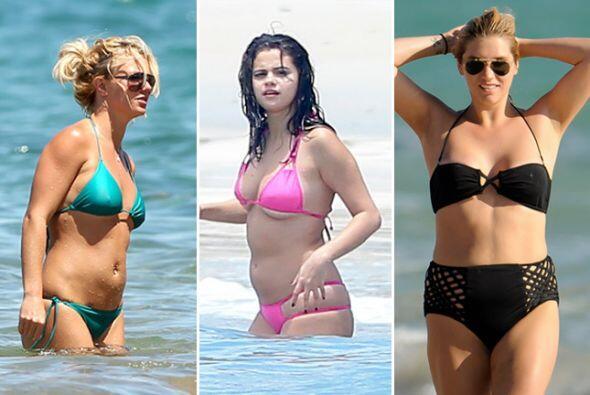 Sus cuerpecitos no enamoraron.. ¿fue culpa del bikini?