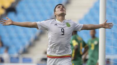 Ronaldo Cisneros, el hombre gol del Tri