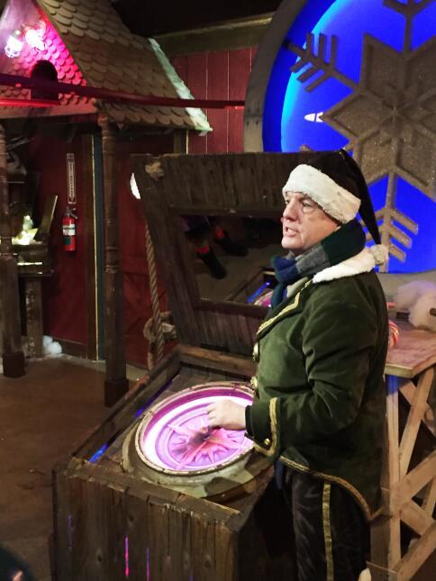 En fotos: Una experiencia en el Polo Norte con Santa Claus en Arizona Po...