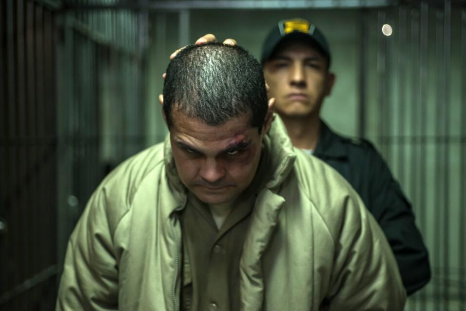 El Chapo en Almoloya