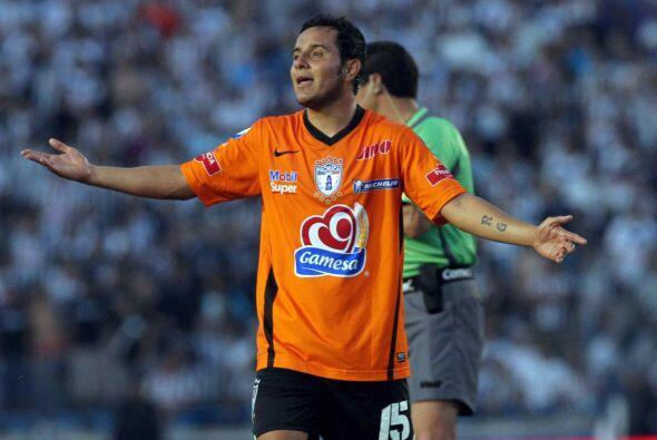 Luis Montes hizo su carrera juvenil con los Tuzos antes de viajar a Juár...