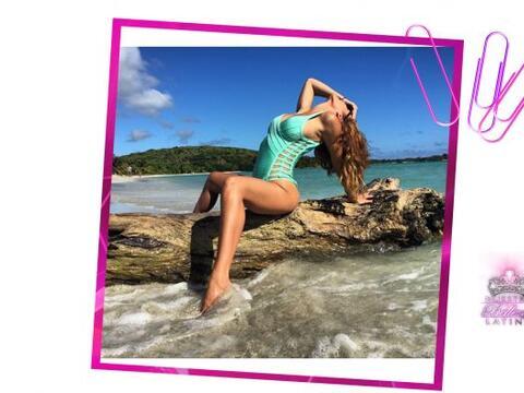 La hermosa actriz le imprime todo su sabor caribeño a las audicio...