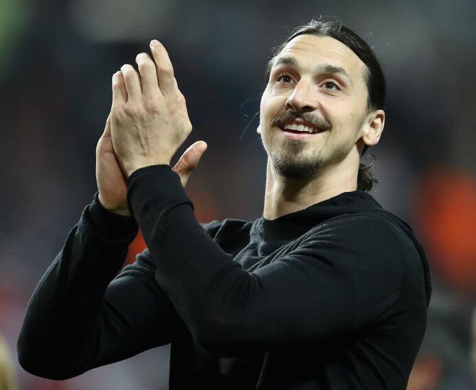 20. Zlatan Ibrahimovic (Futbolista) - ingresos por 32 millones de dólare...