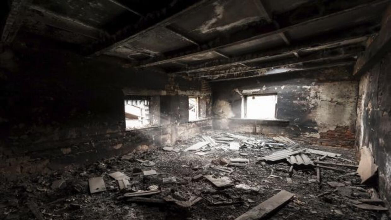 Las autoridades confirmaron la existencia de una sexta víctima del incen...