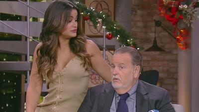 El Gordo ya sabe qué le espera a Clarissa Molina en Mira Quién Baila All Stars y no es nada fácil