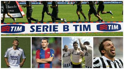 Para saber gozar primero hay que saber sufrir: Juventus en la Serie B