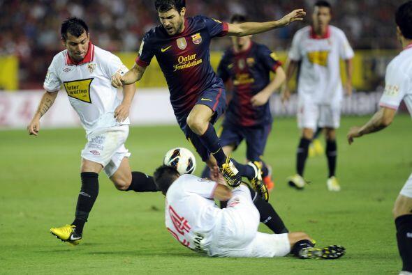 Otro mediocampista con perfil ofensivo es el catalán Cesc Fábregas del B...