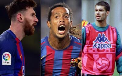 Ronaldinho: ''El futbol de México tiene un nivel muy similar al de Brasi...