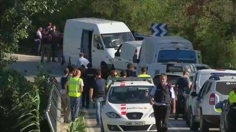 Policía de Cataluña confirma la muerte del autor del atentado en Barcelona
