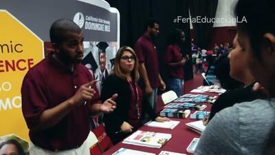 ¡Ven a la Feria de la Educación 2015 en Los Angeles!