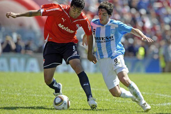 En Independiente hizo su debut el técnico Antonio Mohamed, que venía de...