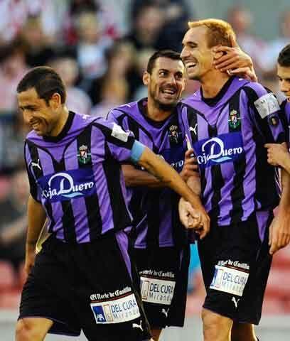 Valladolid, listo para pelearEl Valladolid cambia algunas caras para tra...