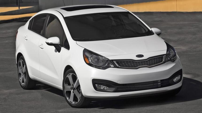Estos son los autos con el mayor índice de mortalidad en EEUU Kia-Rio_Se...