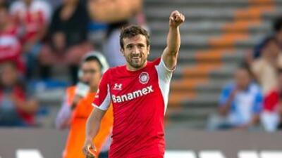 Jerónimo Amione anotó el único gol del partido.