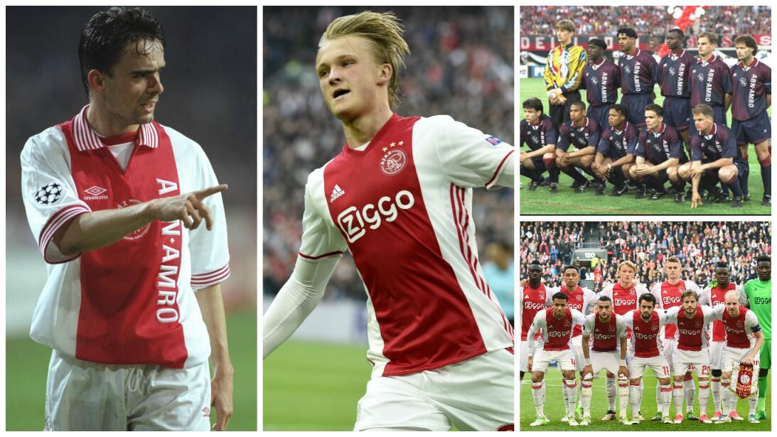 Estos 12 adolescentes revivieron al mítico Ajax campeón de Europa ajax.jpg