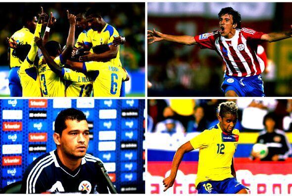 Tanto Ecuador como Paraguay son escuadras de mucho respeto, enfrentar&aa...