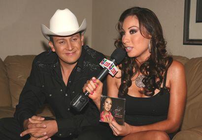 Este disco se llama Yolanda Pérez en dúo, y se lanza el 15 de Julio.