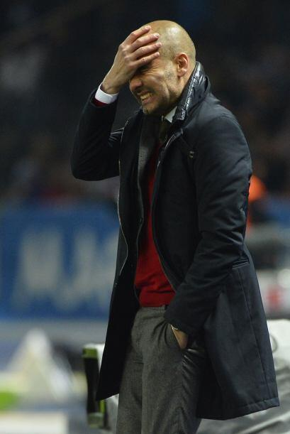 Pep Guardiola: Bueno, soñar no cuesta nada, ¿no?
