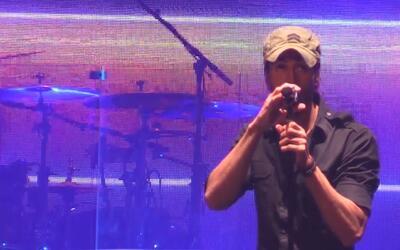 Lo mejor del gran concierto de Pitbull y Enrique Iglesias