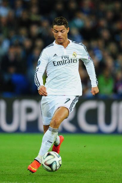 Desde que se instauró el premio al Mejor Jugador de la UEFA en 2011, Cri...