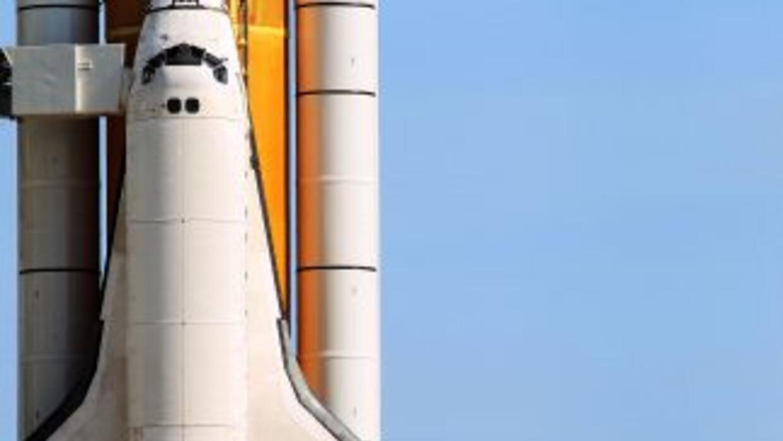 La misión de la tripulación de seis astronautas estadounidenses, entre e...