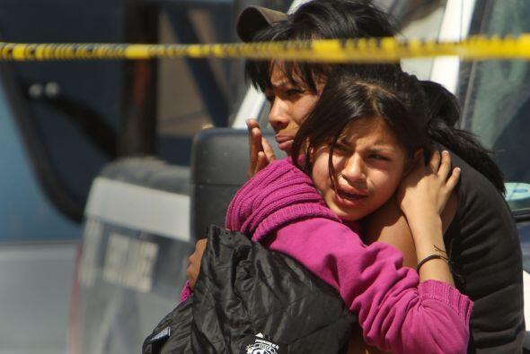 El 30 de enero de este año, un grupo de jóvenes fue asesinado en la colo...