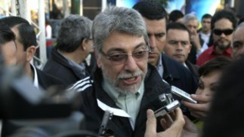 Fernando Lugo.