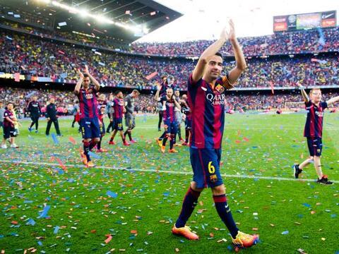 En Barcelona hubo motivo para un festejo doble pues además del t&...