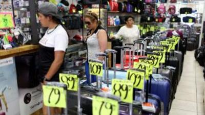 El crecimiento de la economía de Estados Unidos fue de apenas un 0.2% en...