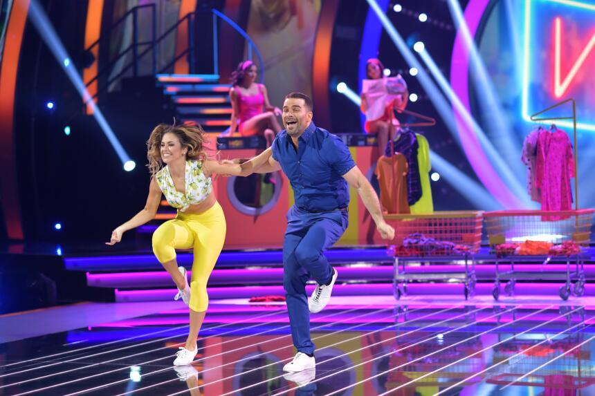Lo mejor de la segunda gala de Mira Quién Baila.