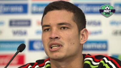 Martín Zúñiga es nuevo delantero de Cruz Azul