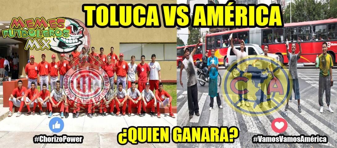 América y Cruz Azul fueron los protagonistas de las burlas tras sus dolo...