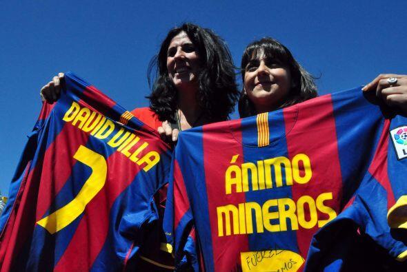 Lobos dio las gracias a la estrella del Barcelona y de la 'Roja', David...