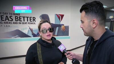Exclusiva: Chiquis Rivera reveló si habrá boda con Lorenzo Méndez