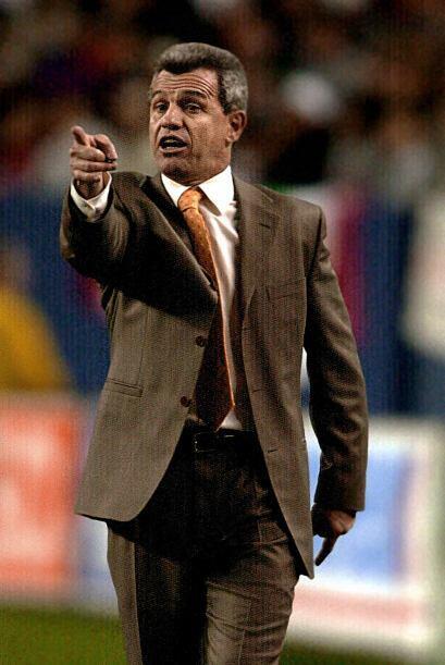 En ese momento, Javier Aguirre había aceptado el cargo como entre...
